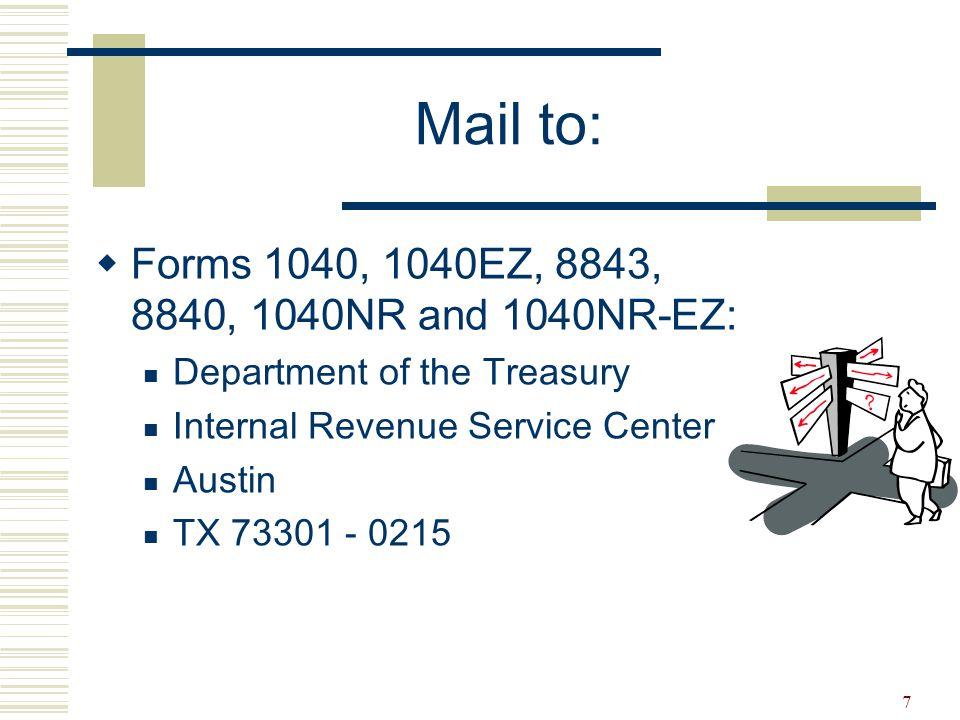 Form 8840 Idoaheybe