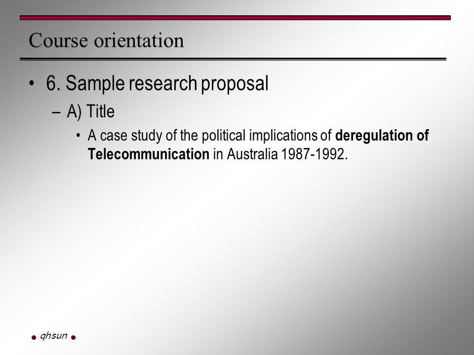 the effect of deregulation policies essay