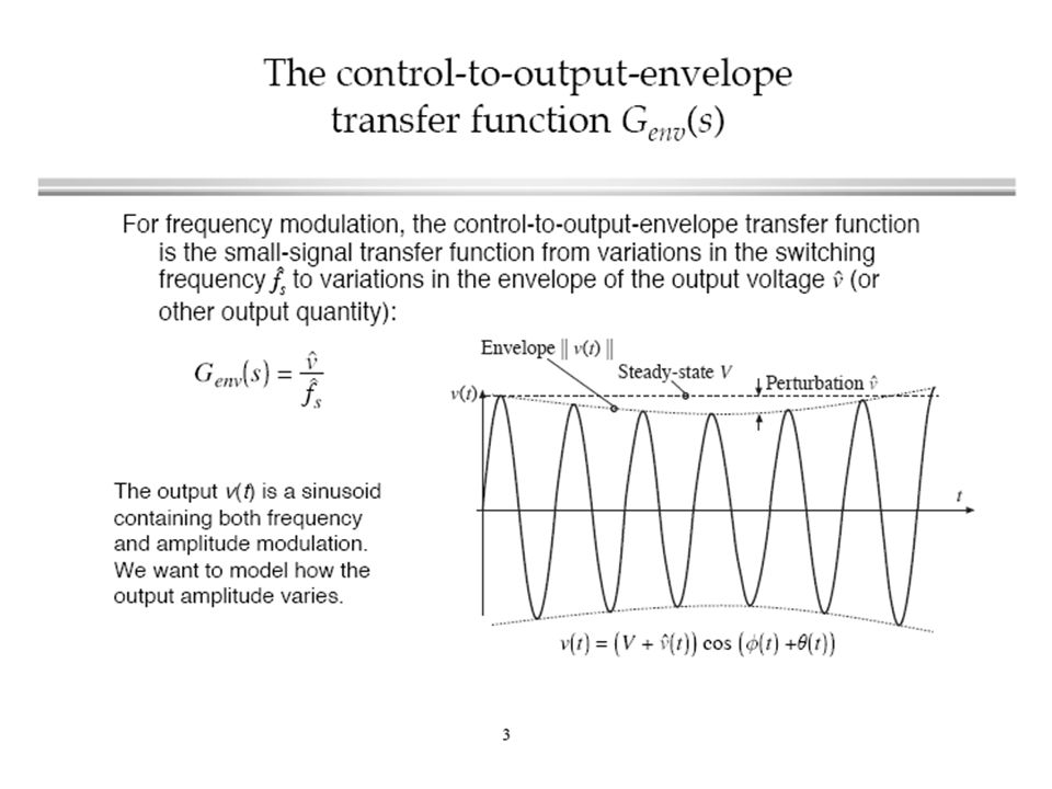 Fundamentals of Power Electronics 27 Chapter 19: Resonant Conversion