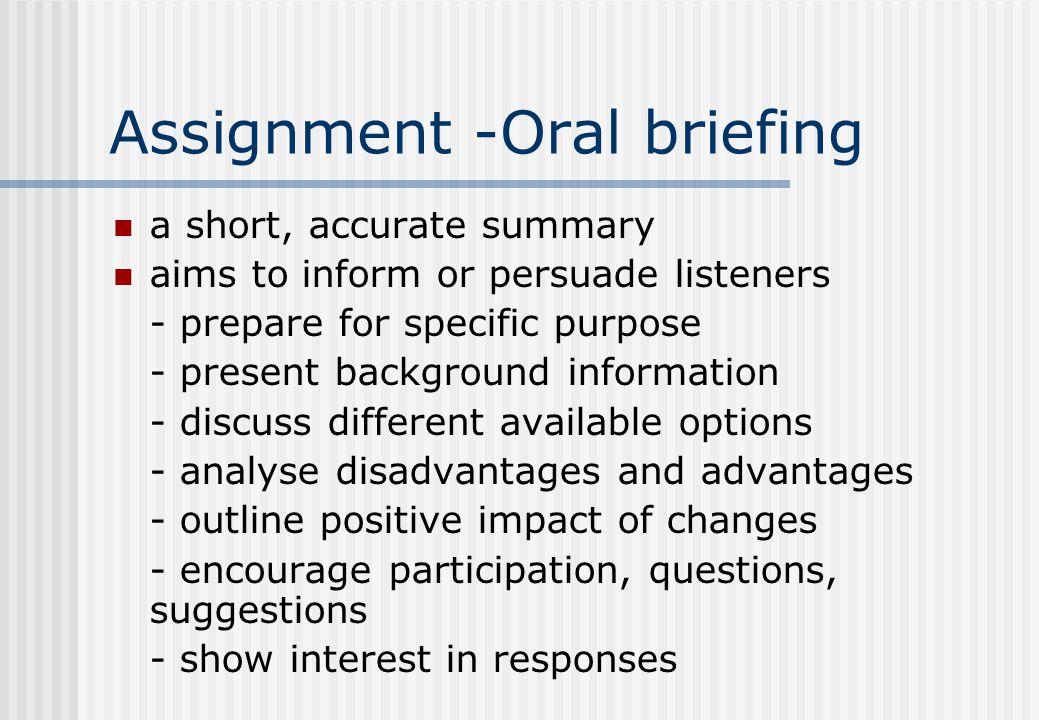 types of prepared speech
