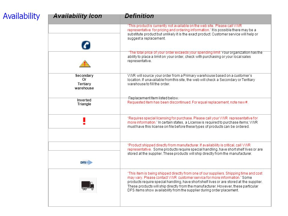 Availability Availability IconDefinition This product is currently not available on the web site.