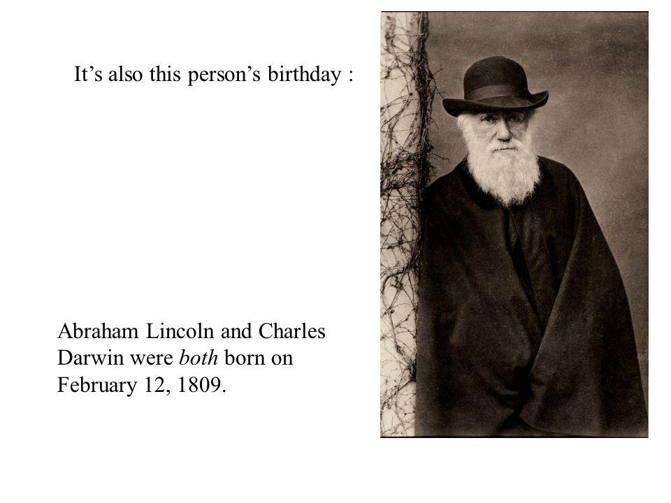 Abraham lincoln's birthday