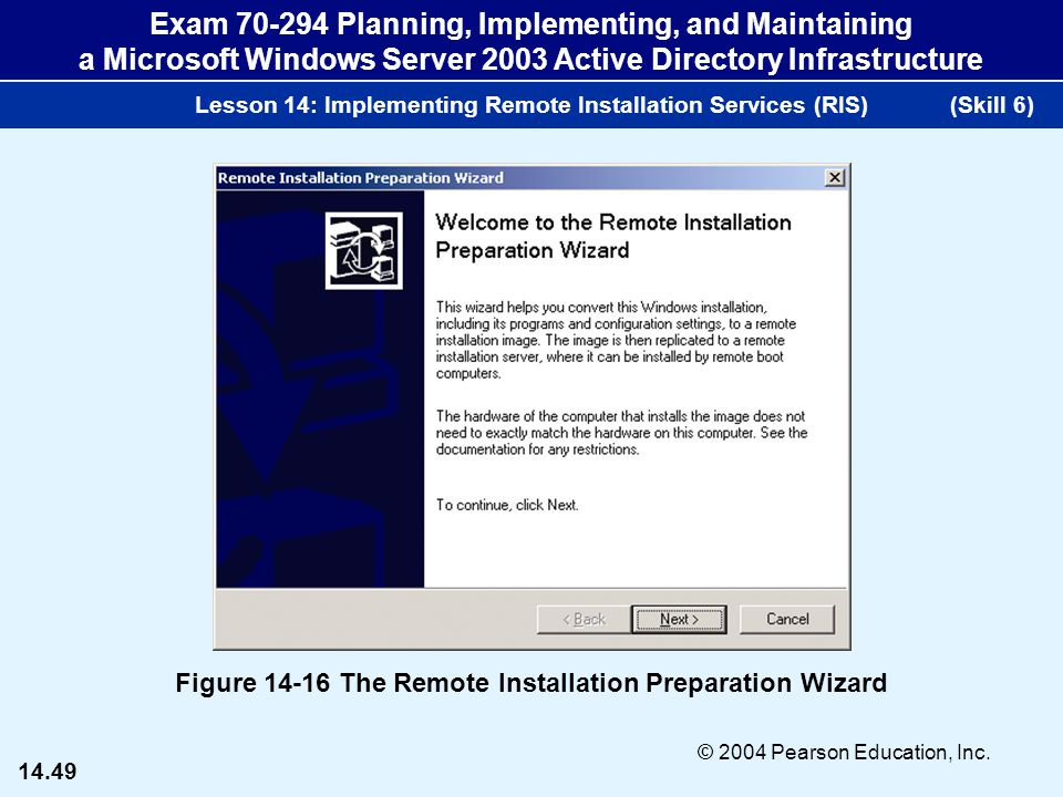 14.49 © 2004 Pearson Education, Inc.