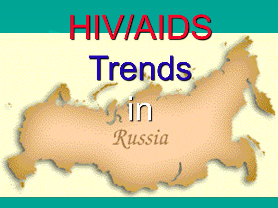 HIV/AIDS Trends in