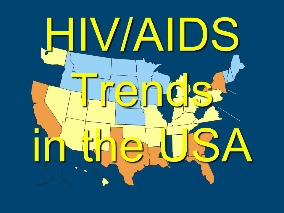HIV/AIDS Trends in the USA