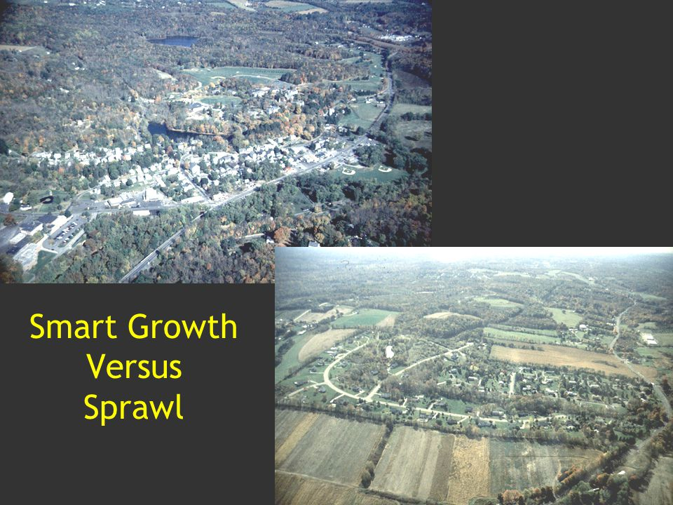 2003 John Hasse, Ph.D. Rowan University Smart Growth Versus Sprawl