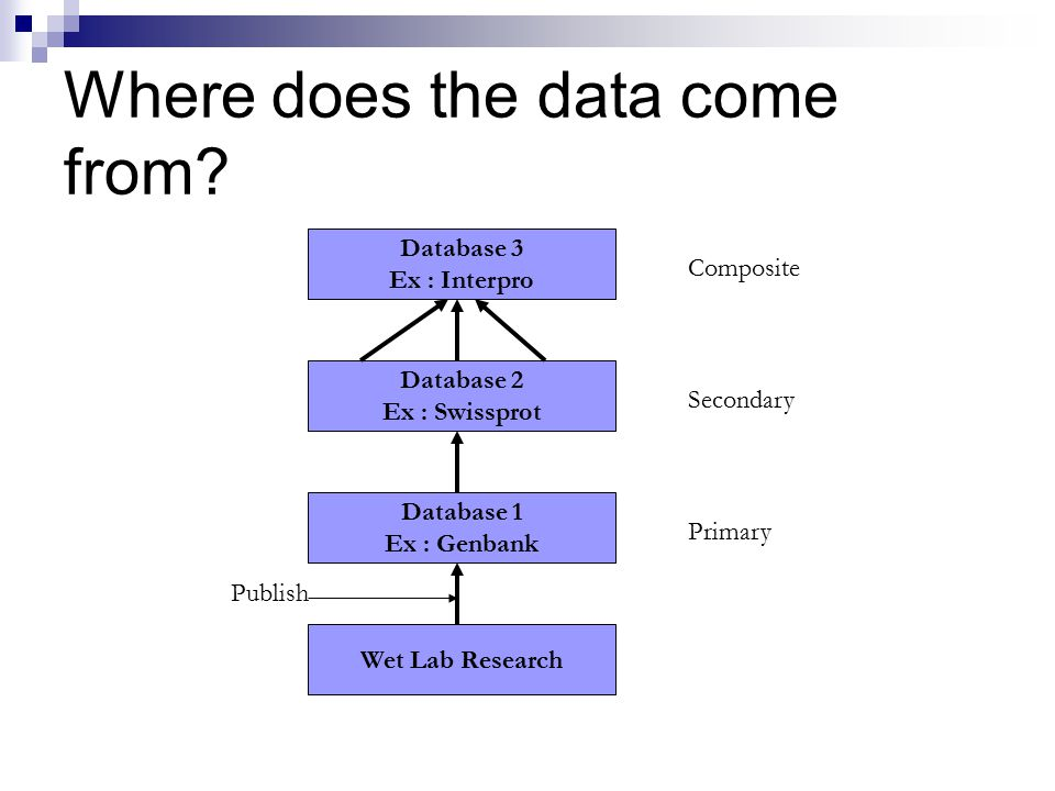 Where does the data come from.