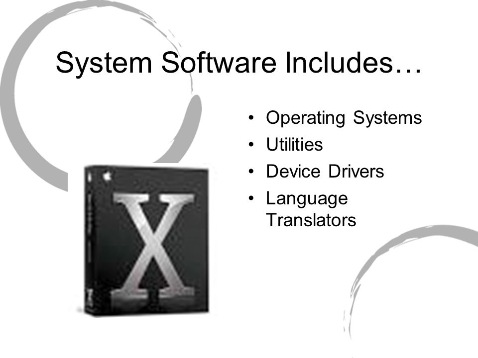 System Software Presented by Holly Cornell Comm spring Presented by Holly Cornell Comm..