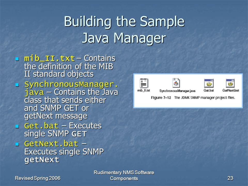 jdmk examples