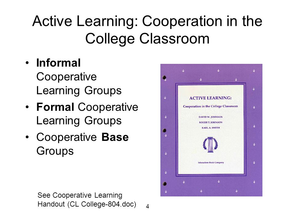 Buy cooperative learning research paper