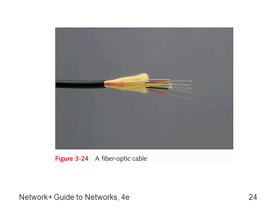 Network+ Guide to Networks, 4e24