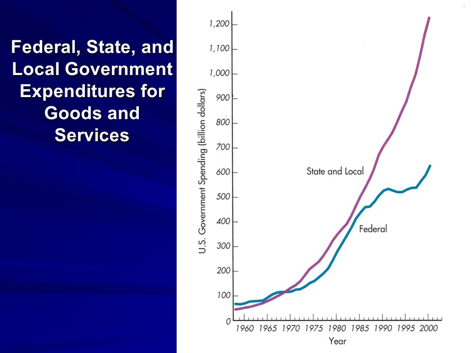 12 Federal, State, and Local Government Expenditures for Goods and Services