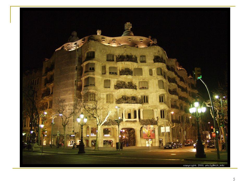 6 Part I Gaudis Life Gaudi Y Cornet Antoni 1852 1926 Spanish Architect Born June 25 In Reus Catalonia Was The Son Of A Coppersmith He