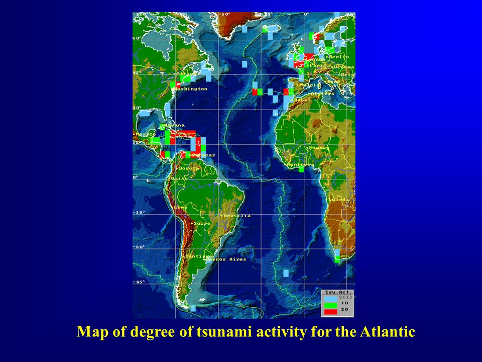 tsunami activity The 2004 tsunami was one of the worst tsunamis in thailand by uses seismic data and a system of ocean buoys to monitor tsunami activity and issue.