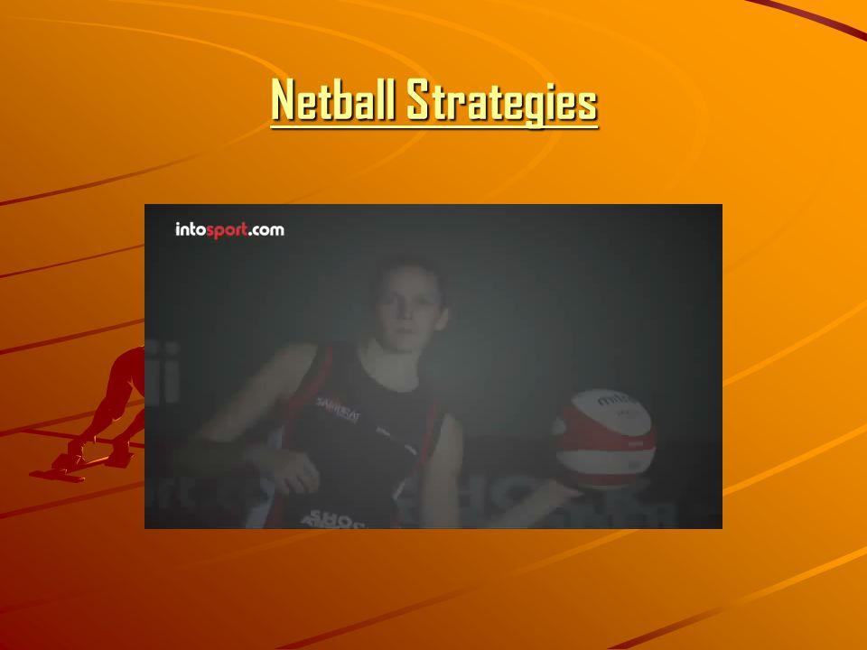 Netball Strategies