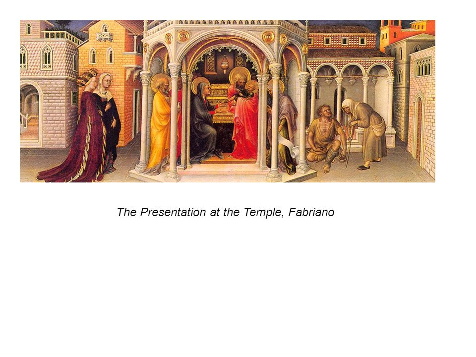 The Presentation at the Temple, Fabriano