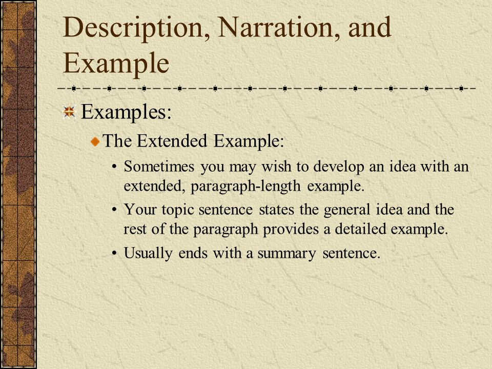 narrative and buzz example Narrative essay examples for kids dont hesitate to reuse the same word repeatedly for a short kid of text, narrative essay, simplicity is more relevant than aesthetics.