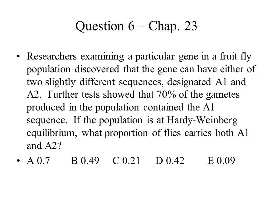 Question 6 – Chap.