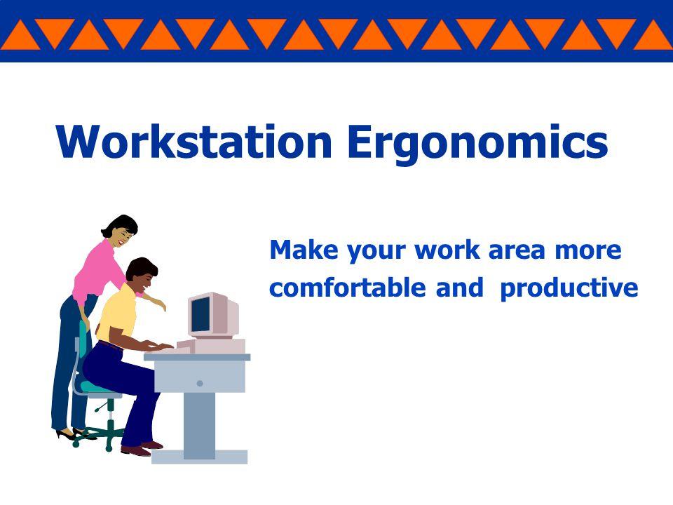 ergonomics report Sample ergonomics plan report pain or other symptoms of ergonomic injury or illness ____ 4 are employee reports of pain or other symptoms of ergonomic.