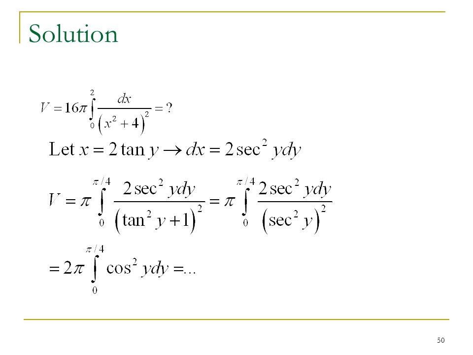 50 Solution