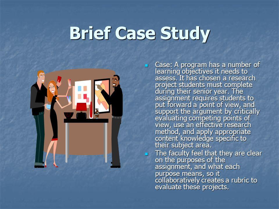 nursing case study assignment