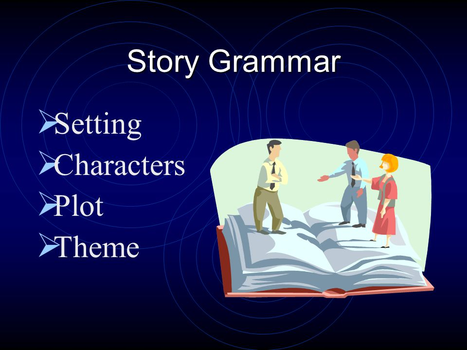 Literary Elements What parts make up a a story (A Jefferson County School presentation)
