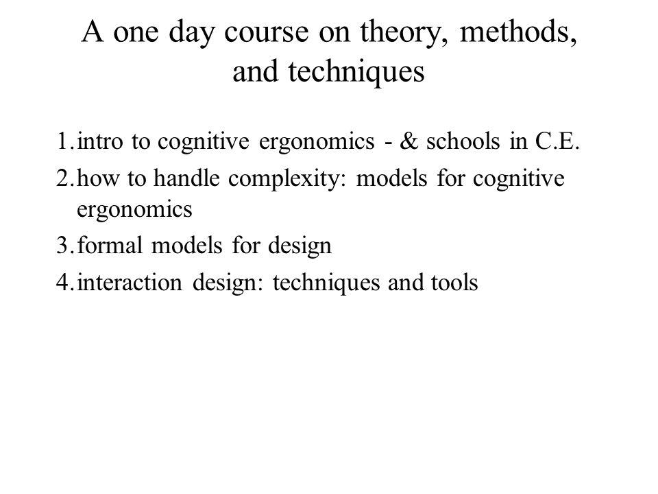 3 User Interface Design Techniques: Mens en Informatietechnologie: User Interface Design - Cognitive rh:slideplayer.com,Design
