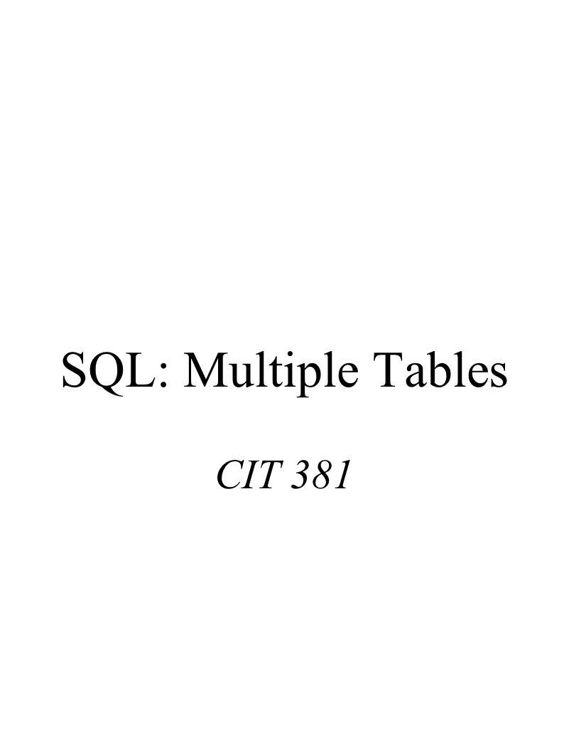 Proc sql merge multiple tables images periodic table images join multiple tables sql image collections periodic table images sql join example multiple tables gallery periodic gamestrikefo Gallery