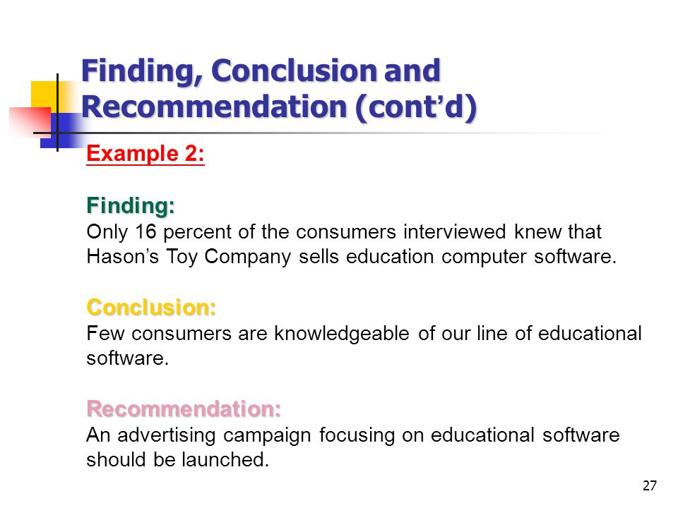 good dissertation conclusions These are the most important components of your thesis or report put your biggest effort into getting them perfect most professors read the abstract, introduction and conclusions chapters of a thesis first, then they dive into the main body text afterwards.