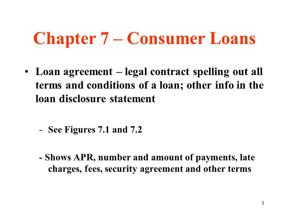Consumer Agreement Images - Agreement Letter Format