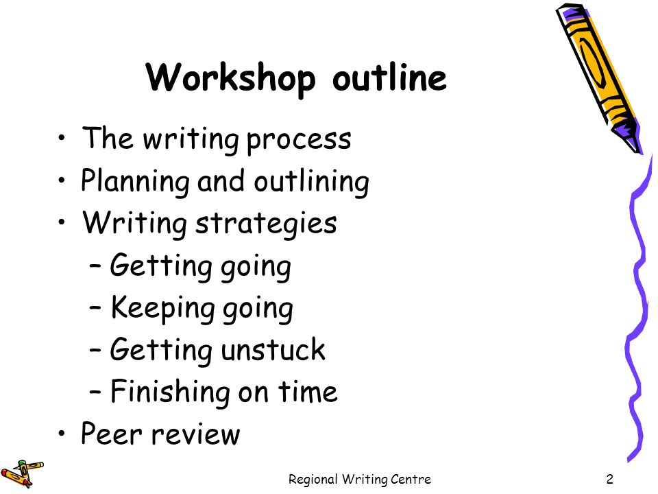 Dissertation writing nyc workshops