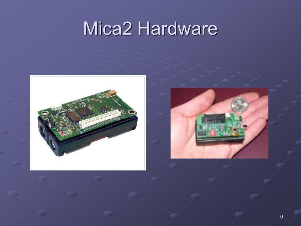 6 Mica2 Hardware