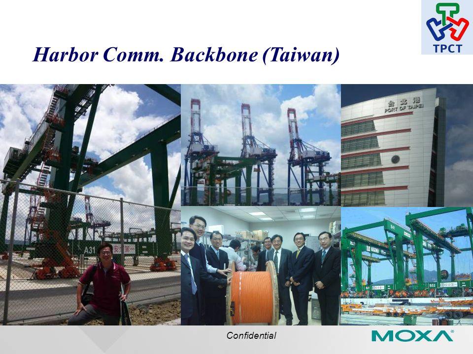 Harbor Comm. Backbone (Taiwan) Confidential