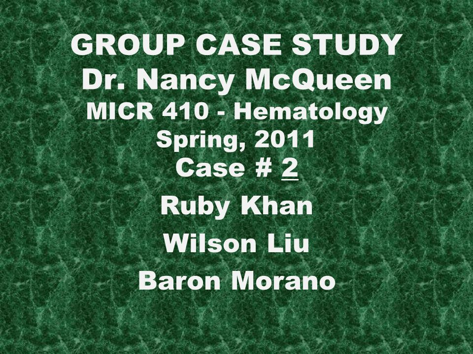 Hematology case studies   Best Essay Aid From Top Writers Click here to see FIGURE