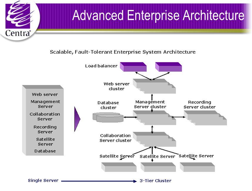 Advanced Enterprise Architecture
