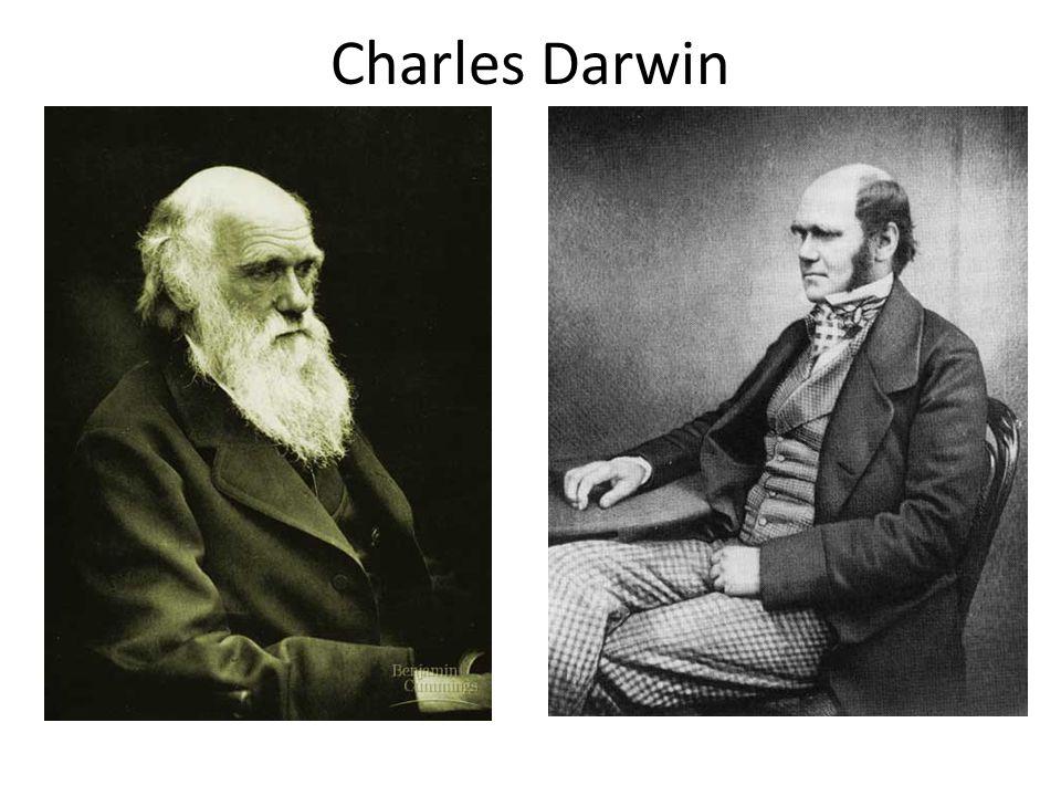 Charles Darwin 18591874