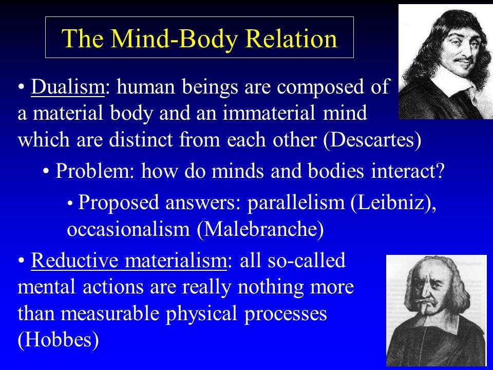 philosophy essay dualism