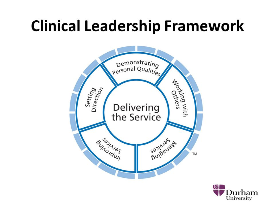 Clinical Leadership Framework