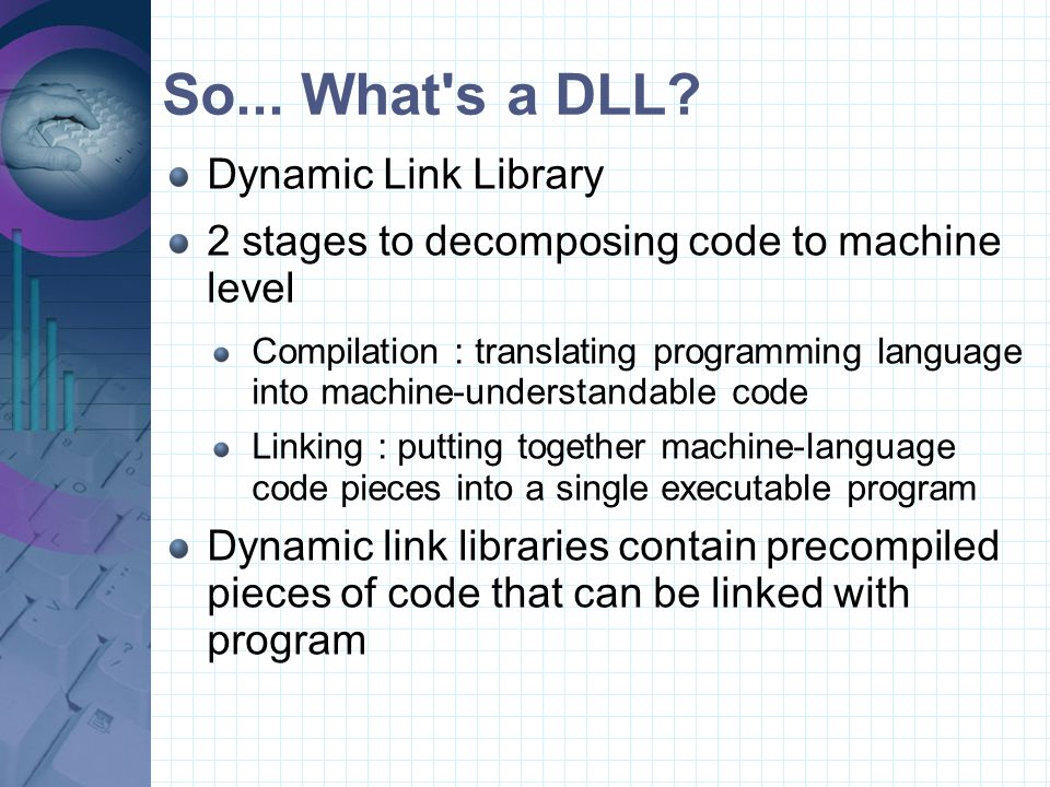 Step 4 - Program Not a patchwork anymore Systematic approach Inside out Take care of internal functions Expand outwards Look for recursion and reuse opportunities Internal subroutine blocks Take advantage of DLLs