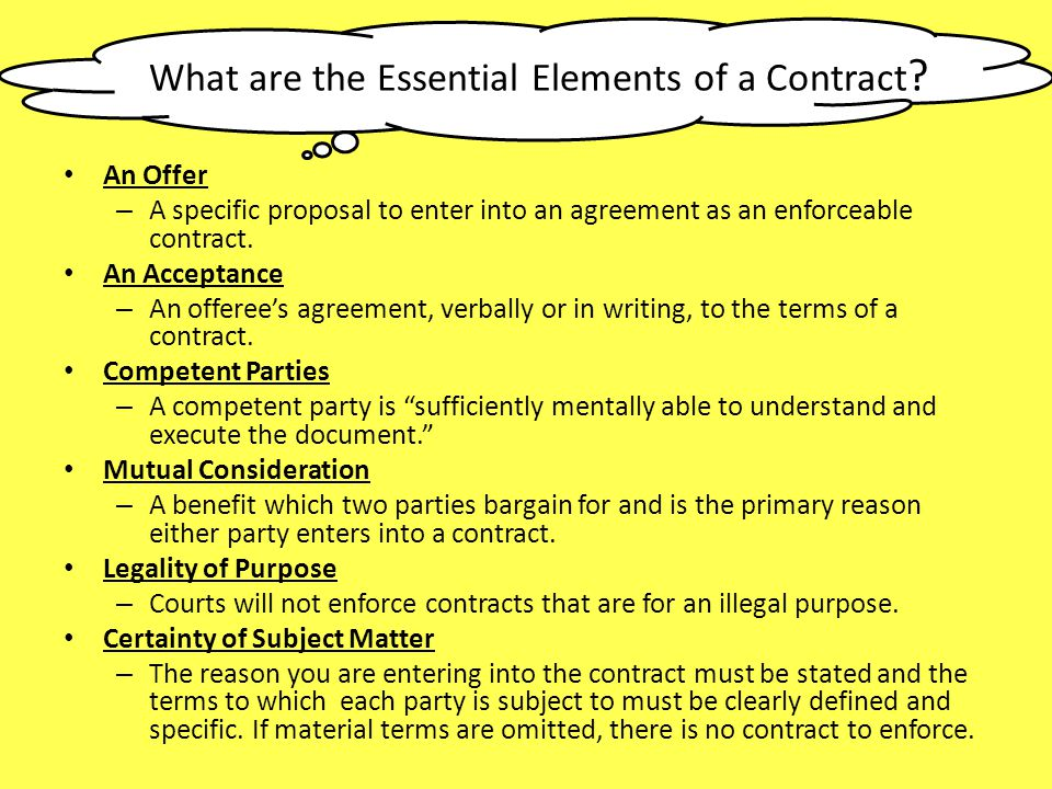 The On Contract Administration. What Is Contract Administration