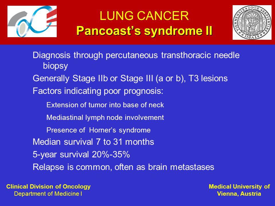 Pancoast Syndrome 97835 | RIMEDIA