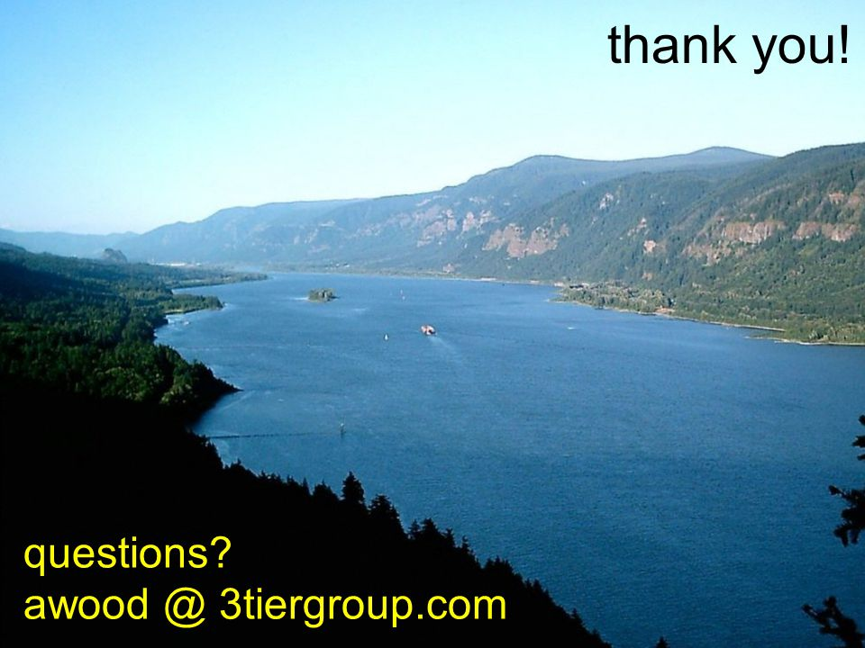 questions 3tiergroup.com thank you!