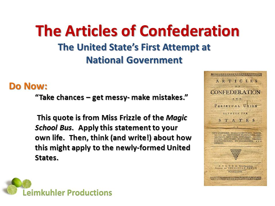 ap us history essay on articles of confederation Ap® united states history articles of confederation the 8–9 essay and how the articles of confederation were shaped by them.