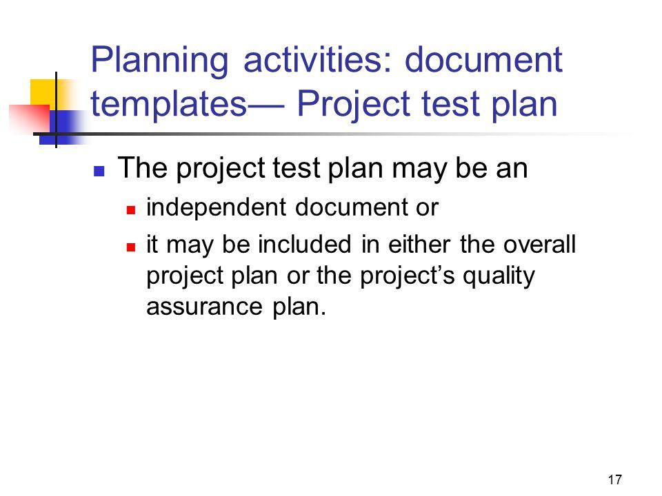 chapter 15 sampling for tests