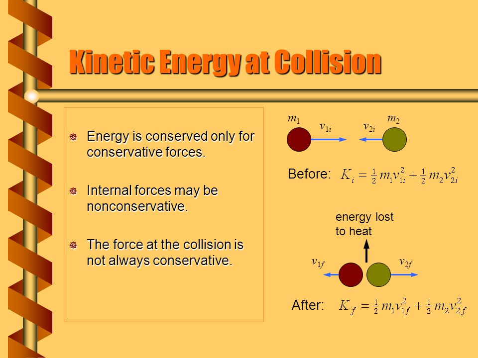force and kinetic energy All moving things have kinetic energy it is energy possessed by an object due to its motion or movement let us see how kinetic energy works and some good examples of kinetic energy.