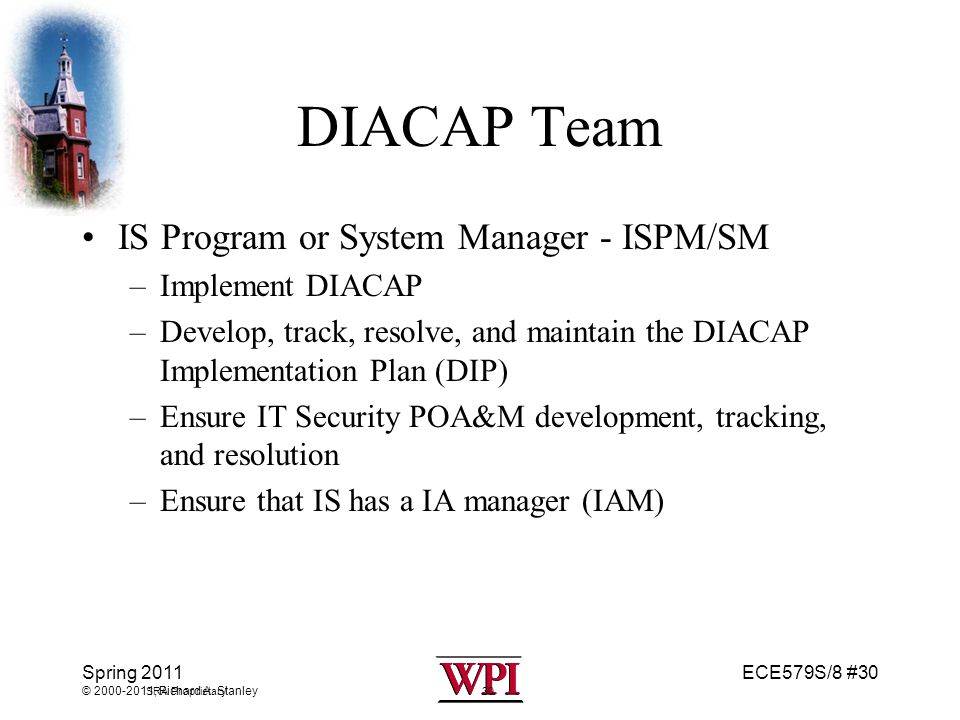 Diacap To Dod Rmf Agent Of Certification Authority Aca Engineer
