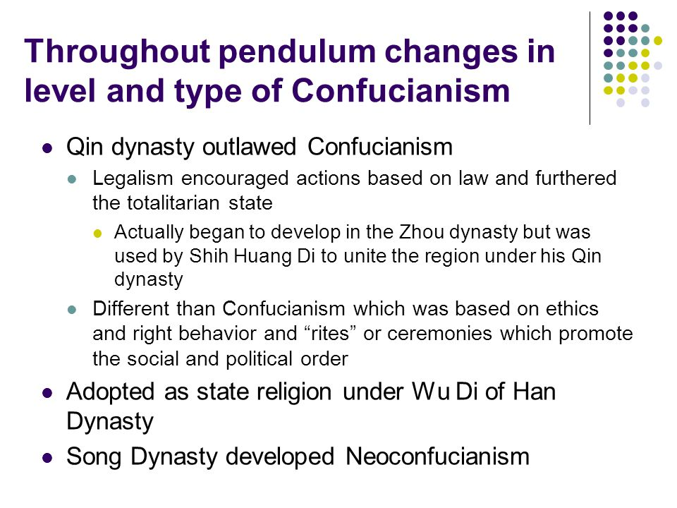 confucianism writing assignment