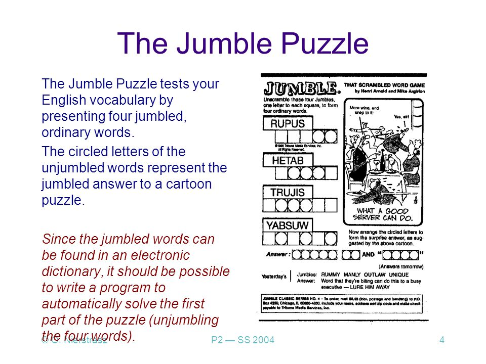 Worksheets Jumbled Words Examples 8 software components collections o nierstraszp2 ss 20044 the jumble puzzle tests your english