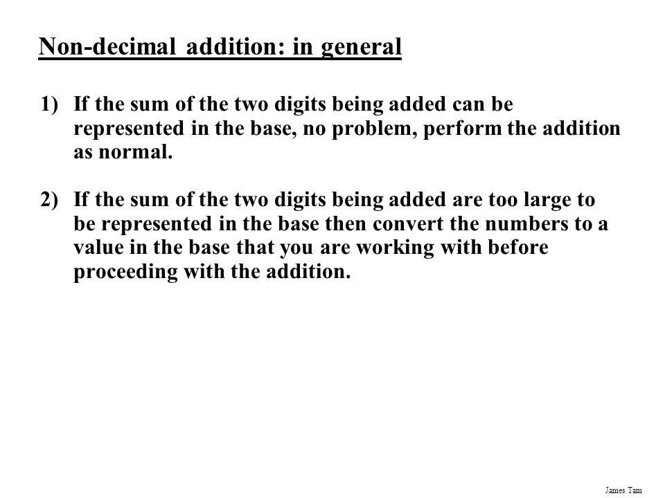 base octal addition