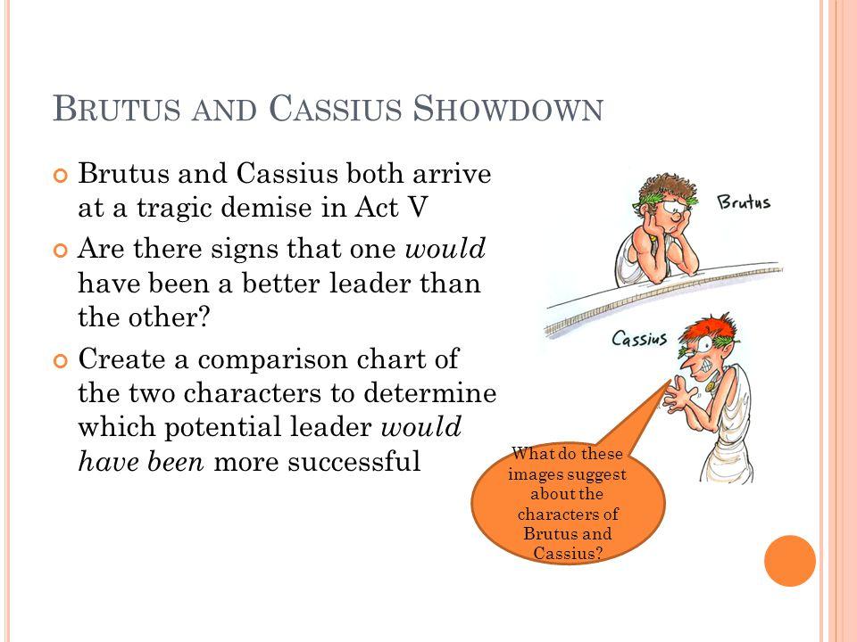 cassius vs antony